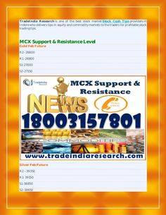 Mcx, commodity market updates with international market updates