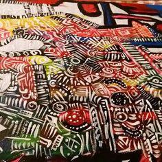 #acryl #painting #art #color #acrylpaints #paint #f4f #funtimes #artistic Painting Art, Comic Books, Photo And Video, Artist, Fun, Color, Instagram, Artists, Colour