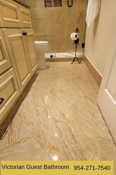 Victorian Guest Bathroom