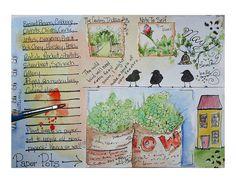 garden journal May