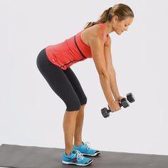 Dumbbell Arm Exercises For Beginners