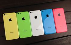 iPhone 5C can't wait till i get mine !!  :)