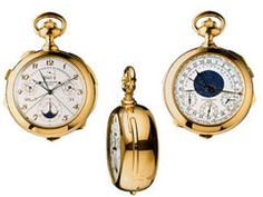 FEATURE: Discover the 5 most important pocket watches of all time.