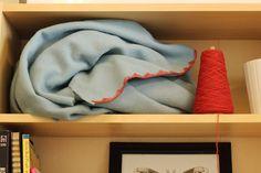 Colette Blog: Tutorial: 5 Simple Blanket Stitch Variations