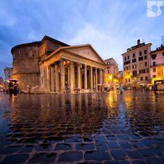 Vespro by Emanuele Serraino Pantheon, Roma