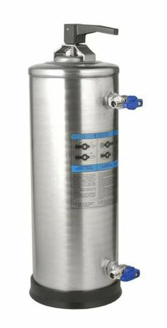 Rechargeable Water Softener (12 Liter) by Forzano Italian Imports Inc. $258.50. 1-Year warranty. 12 Liter. 12L capacity: 21 in. H (25 lbs.). Standard equipment on all direct water line espresso machines. 8L capacity: 17 in. H (20 lbs.). Standard equipment on all direct water line espresso machines . 1-Year warranty . 8L capacity: 17 in. H (20 lbs.) . 12L capacity: 21 in. H (25 lbs.). Save 24% Off!