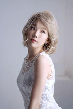 Taeyeon Butterfly Kiss