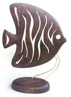 Essence of a woman - Essence of a woman Essence of a woman Fish Sculpture, Wood Sculpture, Wooden Projects, Wooden Crafts, Wooden Art, Wood Wall Art, Intarsia Woodworking, Woodworking Projects, Wood Fish
