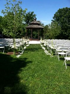 Photo by our incredible wedding planner and venue manager, Colleen Sutton.