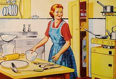 grandma share's her best cleaning tips.