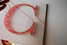 DIY STRING ART by Jersica
