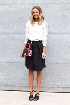 Candela Novembre – девојка со беспрекорен италијански стил