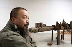 Free Expression is our Universal Right. Wei Wei, Ai Weiwei, Installation Art, Bookends, Behind The Scenes, Washington, America, Artist, Articles