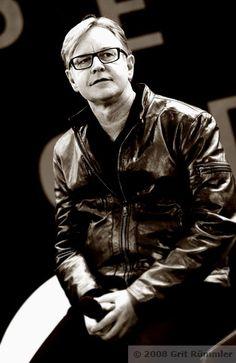 Andy - Depeche Mode Pressekonferenz Berlin 06.10.2008 © Grit Rümmler