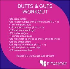 Get ready for a belly/booty burning workout! Wellness Fitness, Fitness Nutrition, Stroller Workout, Tuesday Workout, Stroller Strides, Body After Baby, Butt Workout, Glute Workouts, Exercises