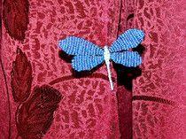 Beaded dragonfly Beaded Dragonfly, Wedding, Home Decor, Valentines Day Weddings, Decoration Home, Hochzeit, Interior Design, Weddings, Home Interior Design