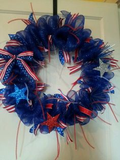 4 th july deco wreaths - Bing Images