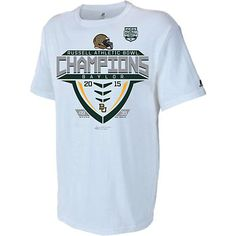 Baylor's official 2015 Russell Athletic Bowl Champions T-Shirt // #SicEm