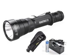 Special Offers - Bundle: EagleTac S200C2 1116 Lumens 417 Yards Long Throwing Rechargeable LED Flashlight with Eagletac Rechargeable 18650 Charger & Premium Holster  Cree XM-L2 U2 - In stock & Free Shipping. You can save more money! Check It (October 19 2016 at 05:33AM) >> http://flashlightusa.net/bundle-eagletac-s200c2-1116-lumens-417-yards-long-throwing-rechargeable-led-flashlight-with-eagletac-rechargeable-18650-charger-premium-holster-cree-xm-l2-u2/