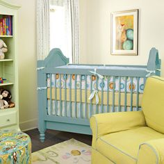 Hand Painted Nursery Furniture Design Ideas, Pictures, Remodel, and Decor - page 4