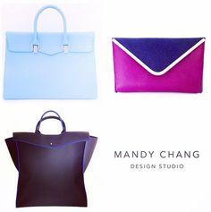 Mandy Chang Design Studio- Handbag Designer 101 Designer of the day