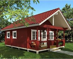 Cabins, Cottages, Pool Houses, Tiny Houses, Kits