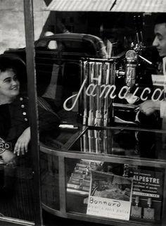 Bar Jamaica - 1950s, Brera District, Milano, Italy