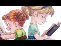 100 Dibujos Frozen, Disney, Draws, Pictures, Elsa y Anna