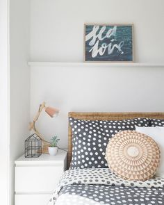 The best bedroom decorating ideas from domino magazine. Domino magazine shares bedroom ideas for your home. Blue Bedroom, Dream Bedroom, Bedroom Decor, Bedroom Ideas, Bedroom Setup, Bedroom Retreat, Big Bedrooms, Shared Bedrooms, Workspace Inspiration