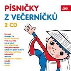 Písničky z Večerníčků obsahují znělky a písničky ze 40 večerníčků.
