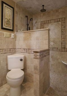 Small Master Bathroom Decoration Ideas (22)