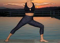 Jessica Simpsons, Yoga Session, Yoga Poses, Vince Camuto, Nine West, Jessica Simpson Style, Fierce, Jessica Ann, Warrior Pose