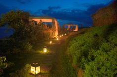 Enjoy an evening of romance in the Oceanside Hale, with a couples massage. #iHeartLanai #Hawaii