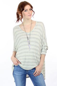 oversized v-neck sweater - This might be my new style to hide my post C-section tummy.