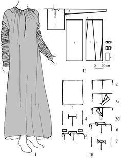 Znalezione obrazy dla zapytania Dress from Pskov
