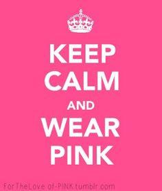 This just makes me think of all of my favorite Pink Winkettes @Tamara Walker Walker Robinson Women Inkorporated