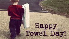 Towel Day: A Tribute to Douglas Adams | Rob Armour | Pulse | LinkedIn