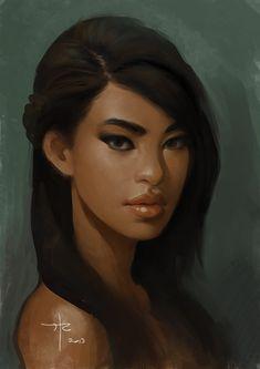 Portrait300813 by Rustveld.deviantart.com on @deviantART