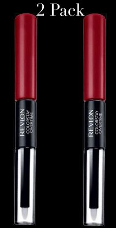 Rev Csot Lipclr 370 Ultmt Size 0.07o Rev Colorstay Overtime Lipcolor 370 Ultimate Wine .07fl Oz. Product of Revlon. Pack of 2.