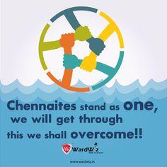Heavy Rain Continues...... Pray for Chennai. www.wardwiz.in #systemessentials #securityessentials #wardwizbasic #wardwizessentials