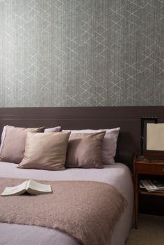Raffia wallpaper ENCENS by Élitis