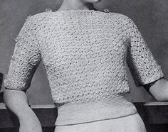 Weekend Sweater Pattern #163