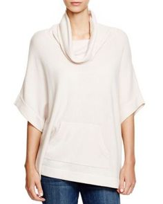C by Bloomingdale's Cowl Neck Cashmere Sweater   Bloomingdale's