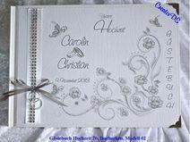 Gästebuch zur Hochzeit,Gästebuch,Farbwunsch, 70