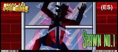 """Atop The Fourth Wall de Linkara: """"Spawn #1"""" (subtitulado)"""