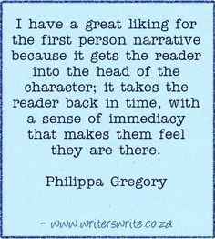 Read more about the author here ~~~ Writers Write offers the best writing courses in South Africa. Writers Write - Write to communicate Fiction Writing, Writing Advice, Start Writing, Writing Help, Writing A Book, Writing Prompts, Philippa Gregory, Writer Quotes, Writers Write