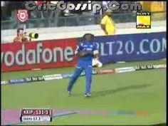 1st Innings KXIP Batting - MI vs KXIP - Full Match Highlights - DLF IPL 2012 Match 33 April 25 2012, P2