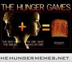 Hunger Games - haha