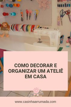 Office Inspo, Some Fun, Future House, Crafts For Kids, Sweet Home, Organization, How To Make, Diy, Samara