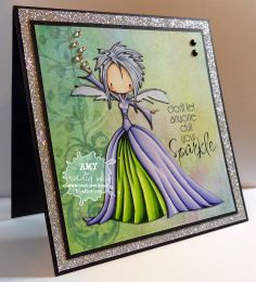 Tiddly Inks Challenge: Fabulous Inky Friday with the Design Team!